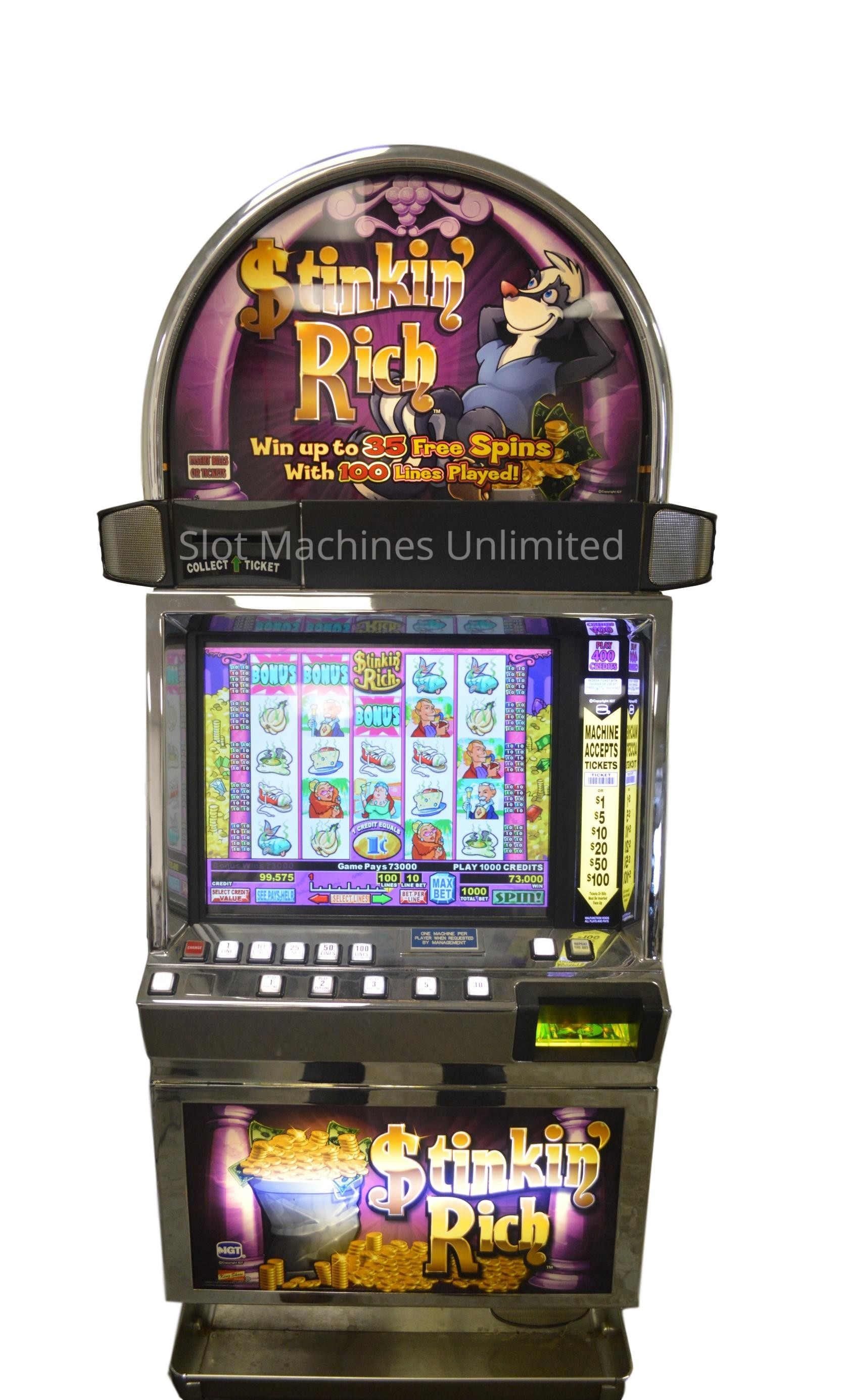 Slot Machine How To Get Rich