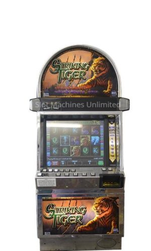 Striking Tiger slot machine