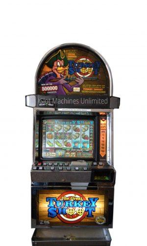 The Great Turkey Shoot slot machine