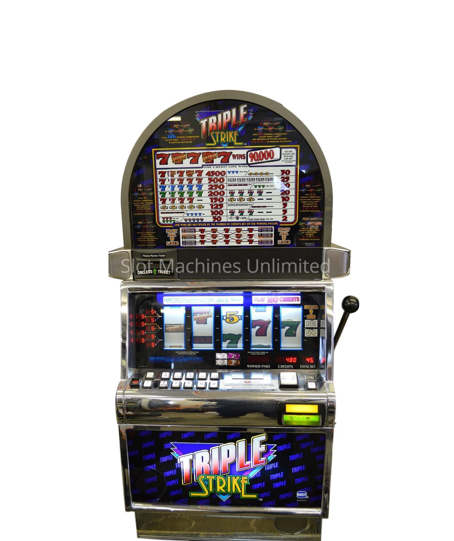 Reel Strike Slot Machine