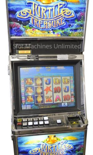 Turtle Treasures slot machine