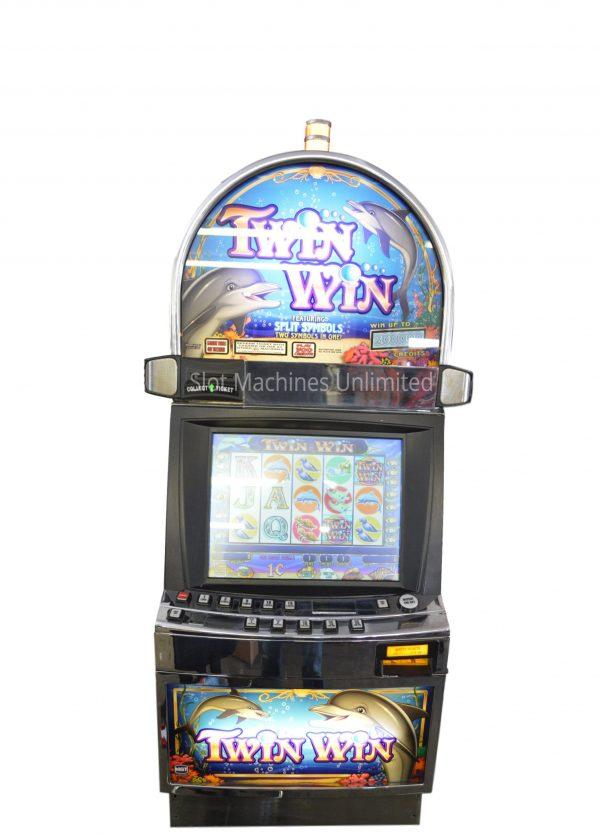 Twin Win slot machine