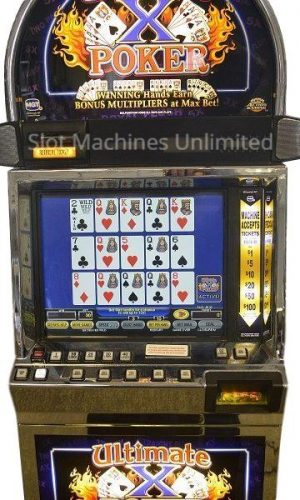Super Stars Poker slot machine