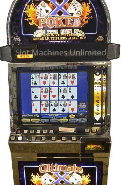 Super Stars Poker slot machine