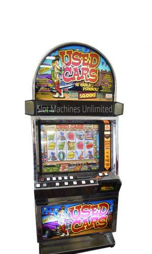 Used Cars slot machine