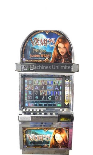 Vamps slot machine