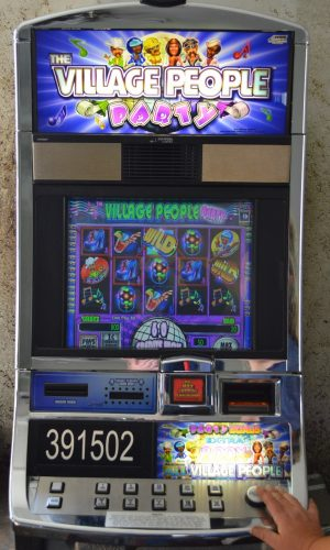 Village People Party slot machine