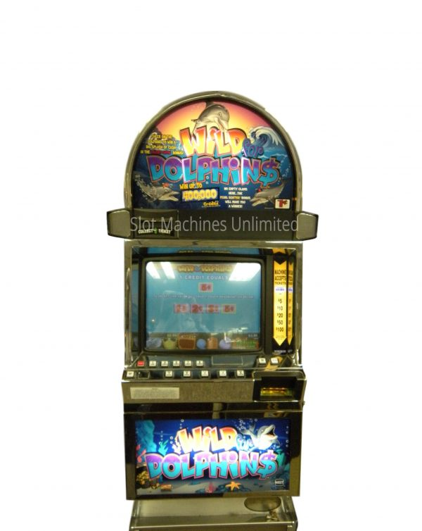 Wild For Dolphins slot machine