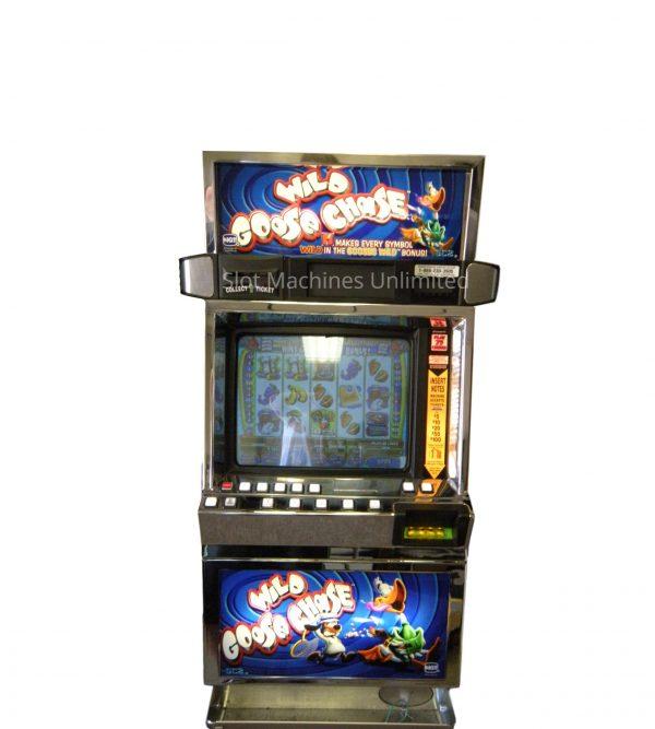 Wild Goose Chase slot machine