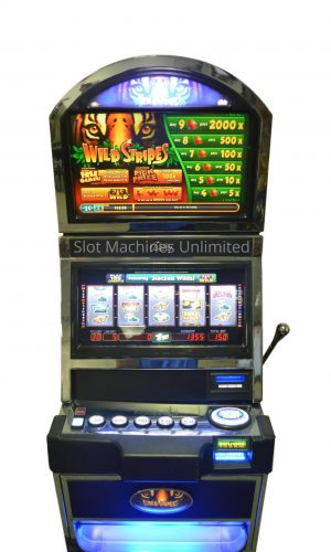 Wild Stripes slot machines