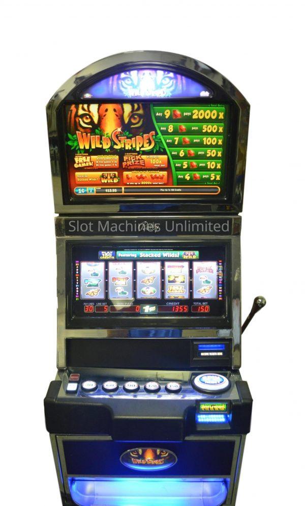 Wild Stripes slot machines