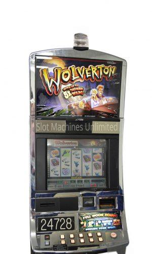 Wolverton