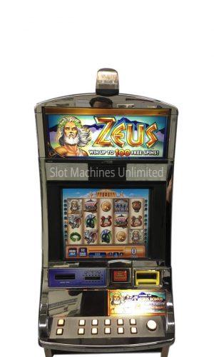 Zeus slot machine