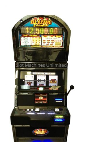 Blazing 7s slot machines
