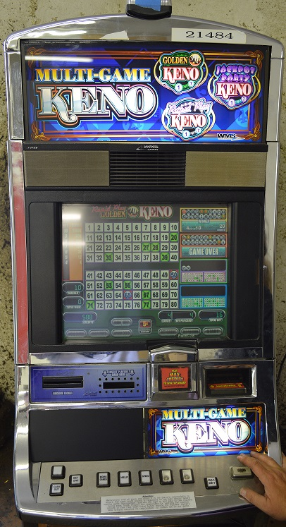 Free Slot Machine Keno