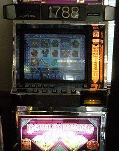 Double Diamond 2000 video slot machine