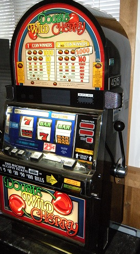 Double Wild Cherry Slot Machine Slot Machines Unlimited