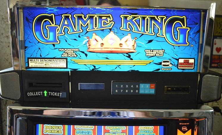 king slot machine