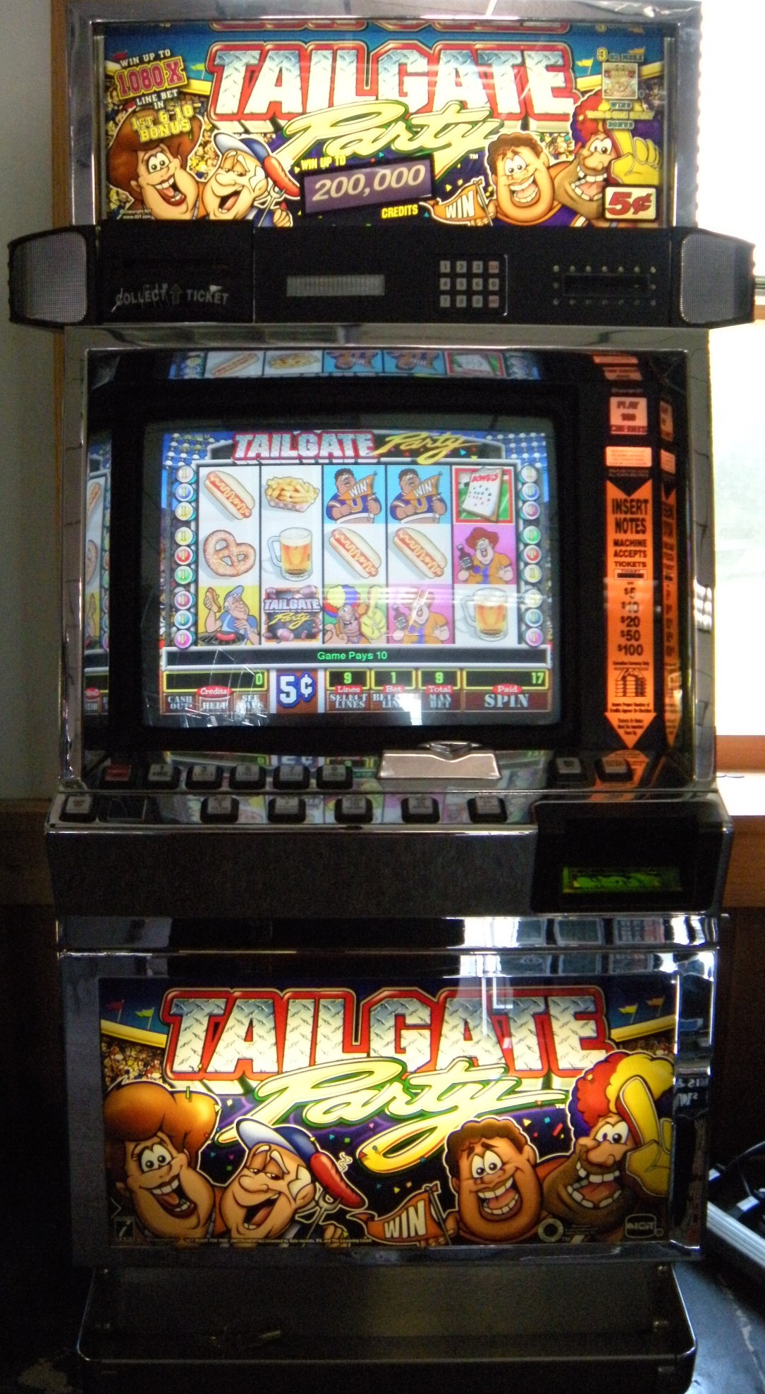 Video slot machines games online casino real time gaming