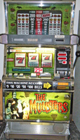 Munsters slot machine