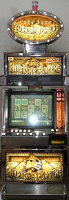 Pharaoh's Fortune video slot machine