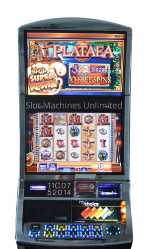 Plataea slot machine
