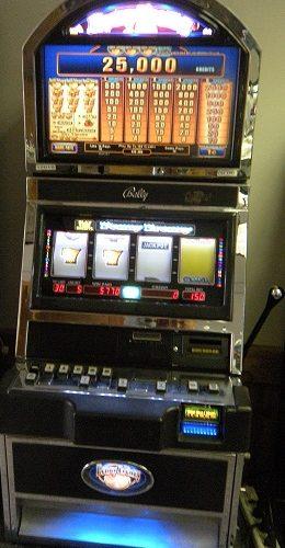 Wonder 4 slots