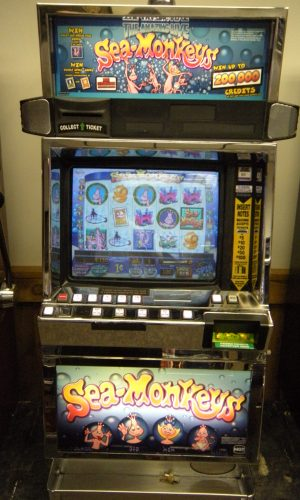 Video slot Sea Monkeys