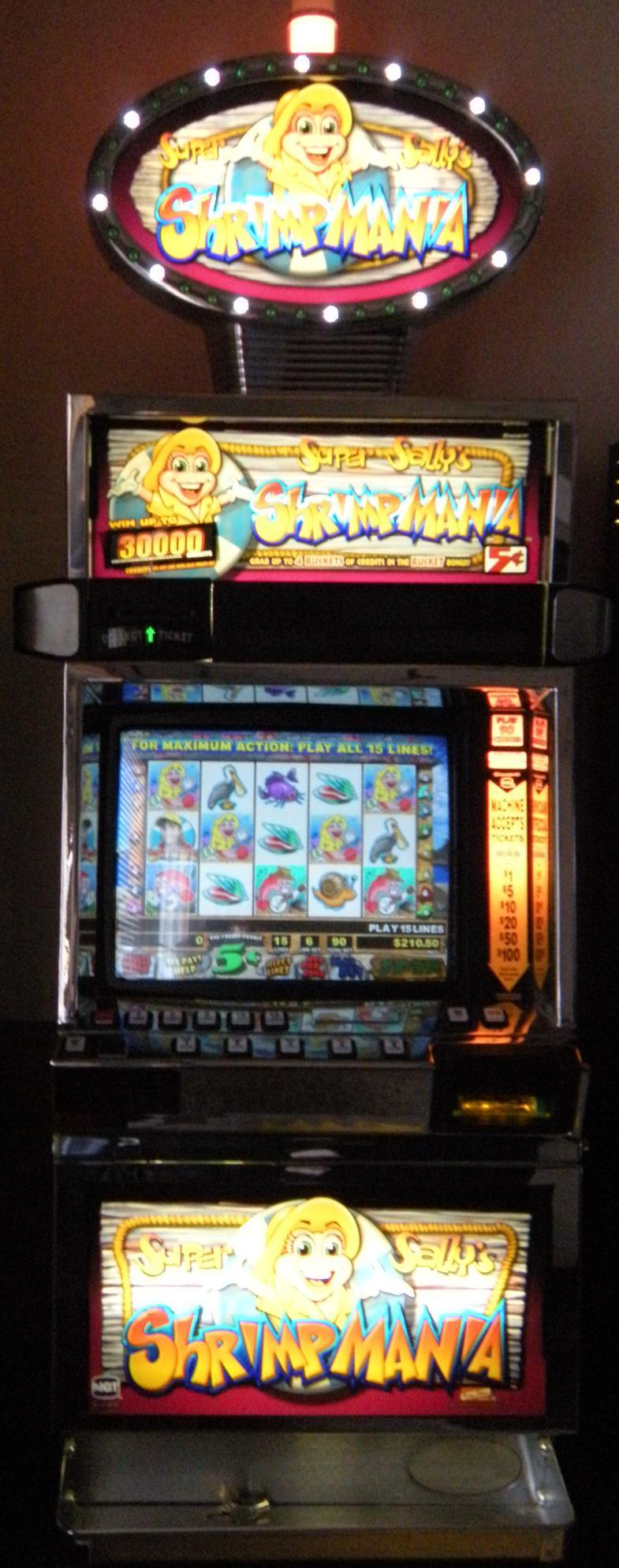 Shrimp mania slot machine online voulgaris poker wiki