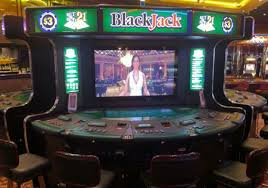 Shufflemaster 5 player Blackjack