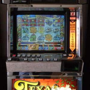 Texas Tea video slot machine