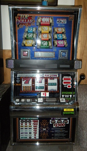 Top Dollar - Slot Machines Unlimited