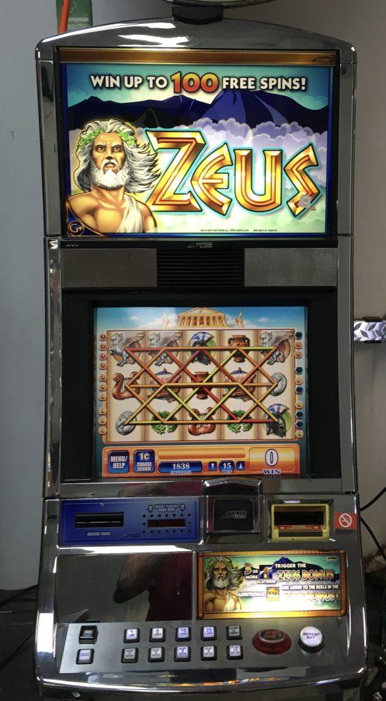 Zeus Slot Machines Unlimited