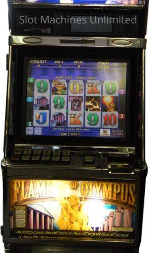 Flame of Olympus slot machine