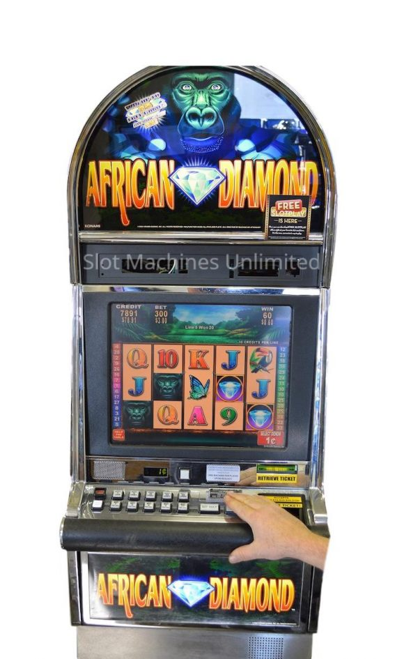 African Diamond slot machine