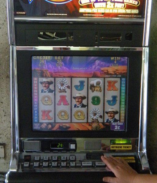 Konami Rawhide
