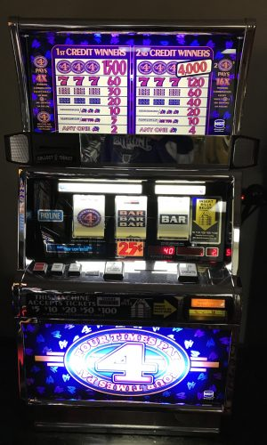 4x pay slot machine