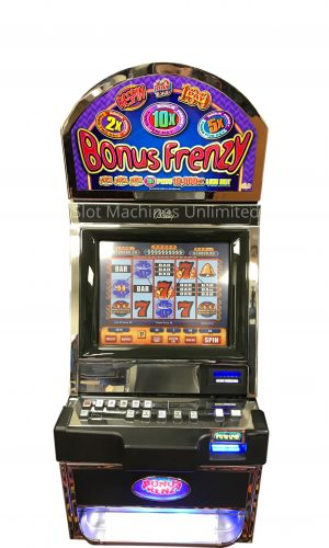 Bonus Frenzy slot machine