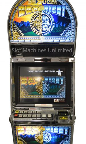 Day and Night slot machine