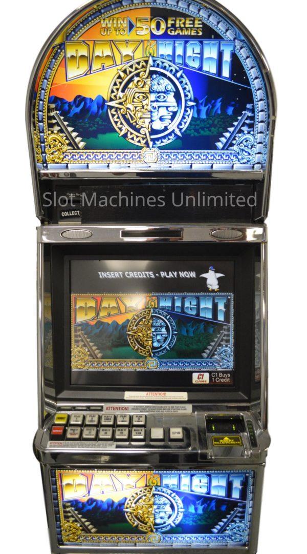 Day and Night slot machine