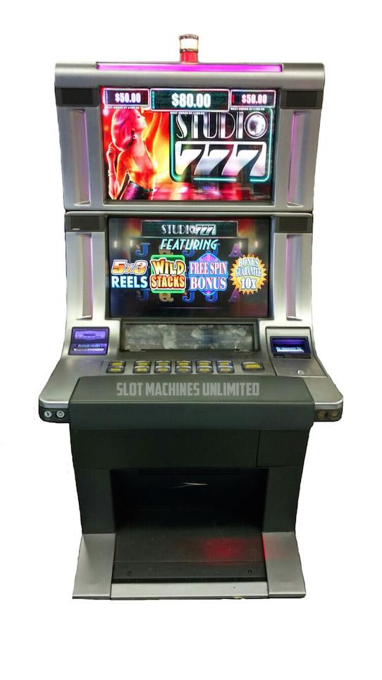 Williams Bluebird XD Slot Machine