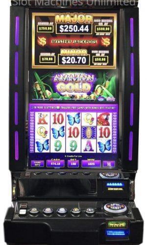 Amazon Gold slot machine