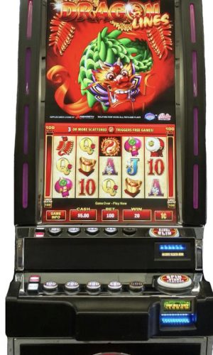Dragon Lines slot machine
