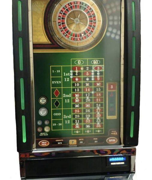 vs slot machine