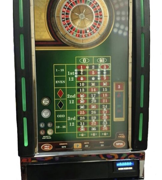 Bally Roulette