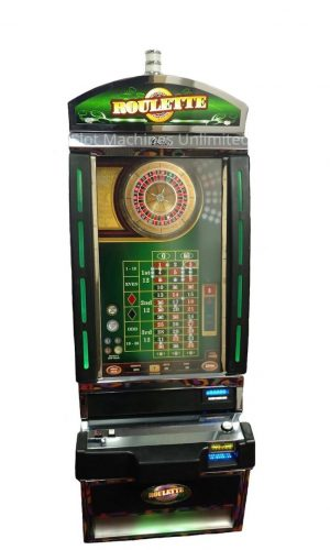 Roulette slot machine