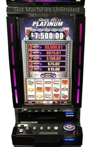 Platinum Quick Hits slot machine