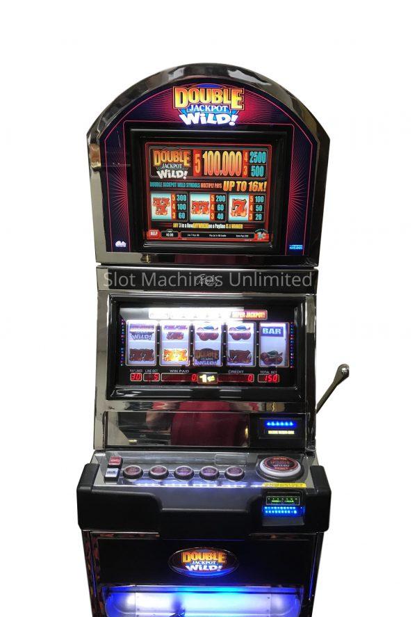 Double Jackpot Wild slot machine