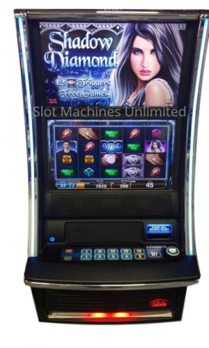 Shadow Diamond slot machine