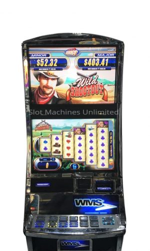 Wild Shootout slot machine